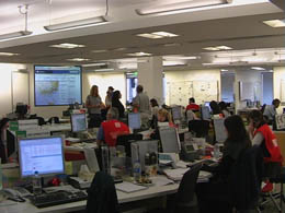 : An Incident Management Team in action