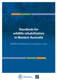 standards wildlife rehabilitation