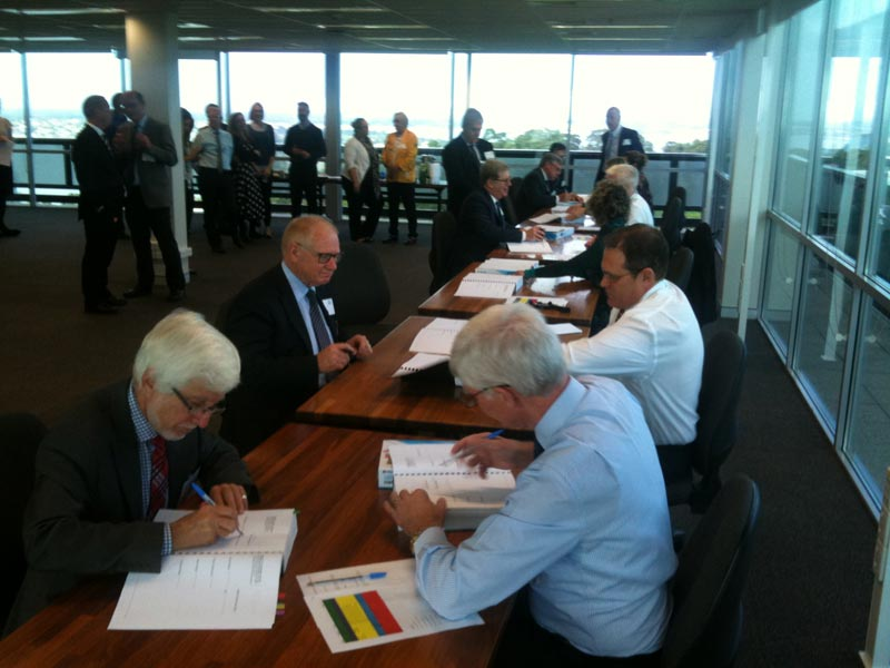 South West Native Title Settlement signing