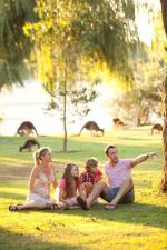 Free entry to national parks for Nature Play WA kids
