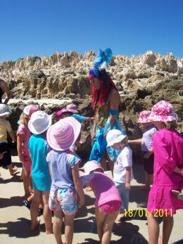 Exploring the enchanted marine environment at Trigg Beach