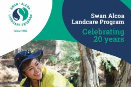 Swan Alcoa Landcare Program cover