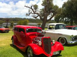 Hot Rods in the Park
