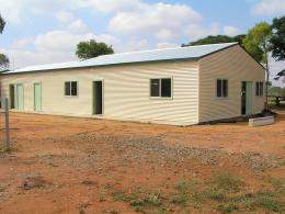 The new Credo Field Study Centre